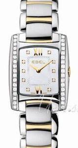 Ebel Brasilia Mini 1215769 Kello Valkoinen / Teräs