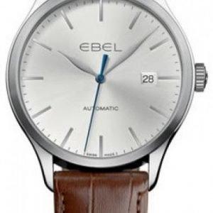 Ebel Classic 100 1216088 Kello Hopea / Nahka
