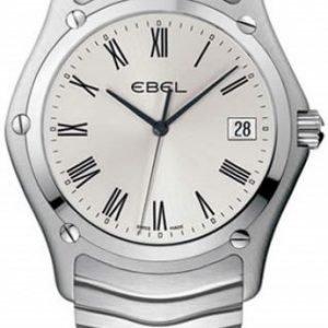 Ebel Classic 1215437 Kello Hopea / Teräs