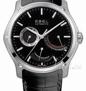 Ebel Classic 1215865 Kello Musta / Nahka
