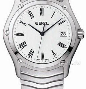 Ebel Classic Gent 1215438 Kello Valkoinen / Teräs
