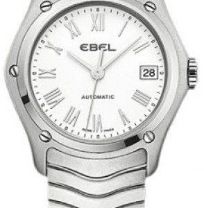 Ebel Classic Lady 1216001 Kello Valkoinen / Teräs