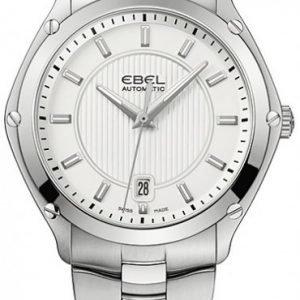 Ebel Classic Sport 1215992 Kello Hopea / Teräs