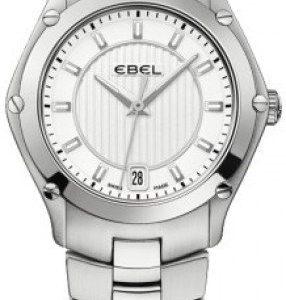 Ebel Classic Sport 1216015 Kello Hopea / Teräs