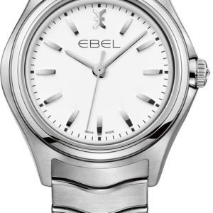 Ebel Wave 1216192 Kello Valkoinen / Teräs