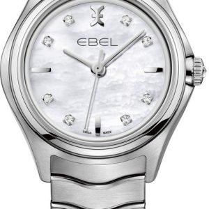 Ebel Wave 1216193 Kello Teräs