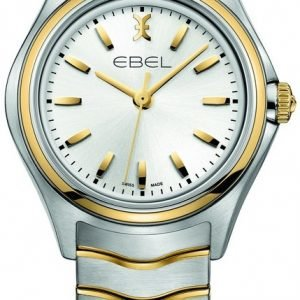 Ebel Wave 1216195 Kello Hopea / Kullansävytetty Teräs