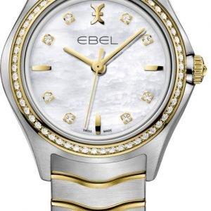 Ebel Wave 1216198 Kello Kullansävytetty Teräs