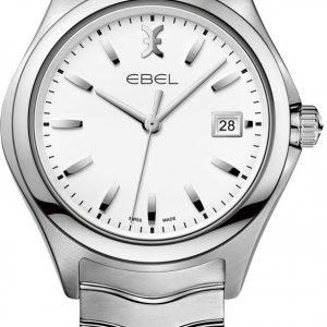 Ebel Wave 1216201 Kello Valkoinen / Teräs