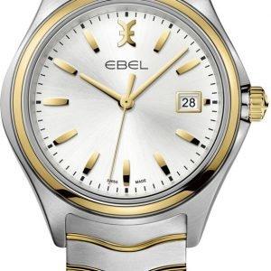 Ebel Wave 1216202 Kello Hopea / Kullansävytetty Teräs