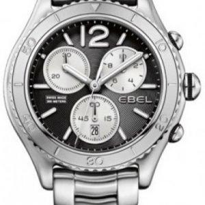 Ebel X-1 1216120 Kello Musta / Teräs