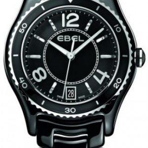 Ebel X-1 1216142 Kello Musta / Keraaminen