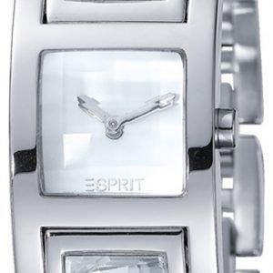 Esprit Dress Es102252001 Kello Hopea / Teräs