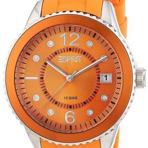 Esprit Dress Es105342005 Kello Oranssi / Kumi