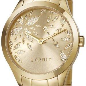 Esprit Dress Es107282003 Kello Kullattu / Kullansävytetty