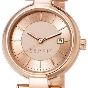 Esprit Dress Es107632006 Kello Punakultaa / Punakultasävyinen