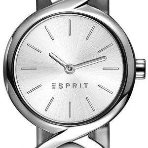 Esprit Dress Es107852007 Kello Hopea / Teräs