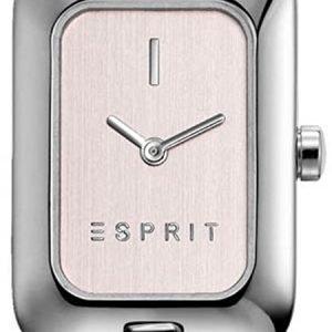 Esprit Dress Es108512001 Kello Hopea / Teräs