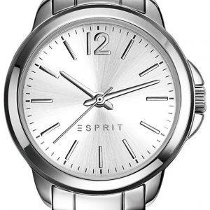 Esprit Dress Es109012001 Kello Hopea / Teräs