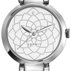 Esprit Dress Es109032001 Kello Hopea / Teräs