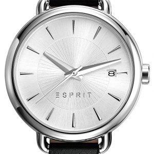 Esprit Dress Es109402001 Kello Hopea / Teräs