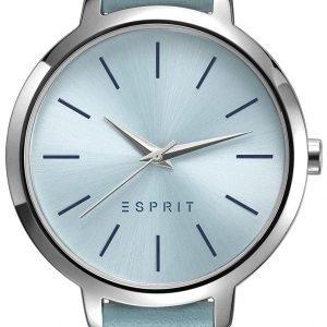 Esprit Dress Es109612002 Kello Sininen / Nahka