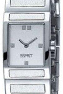 Esprit Dress Es900092001 Kello Valkoinen / Teräs