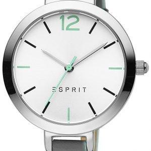 Esprit Dress Es906712001 Kello Hopea / Nahka