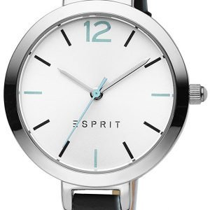 Esprit Dress Es906712003 Kello Valkoinen / Nahka