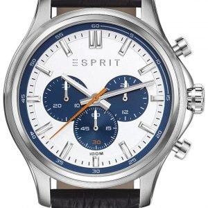 Esprit Sport Es108251003 Kello Hopea / Nahka