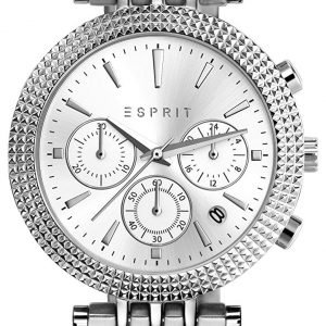 Esprit Sport Es108742001 Kello Hopea / Teräs