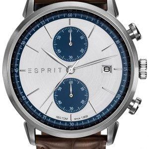 Esprit Sport Es109181001 Kello Hopea / Nahka