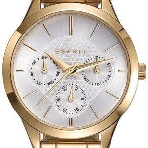 Esprit Sport Es109622002 Kello Hopea / Kullansävytetty Teräs