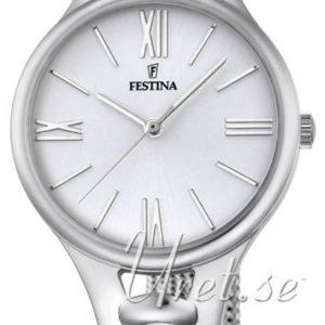Festina Dress F16950-1 Kello Hopea / Teräs