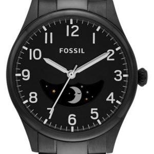 Fossil Agent Fs4849 Kello Musta / Teräs