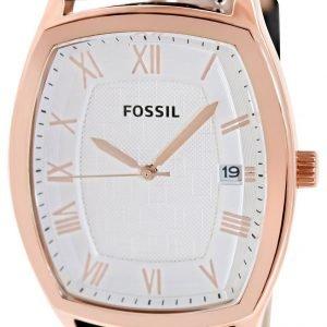Fossil Ansel Fs4739 Kello Valkoinen / Nahka