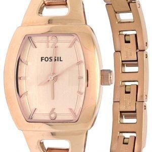 Fossil Bq1069 Kello Kulta / Punakultasävyinen