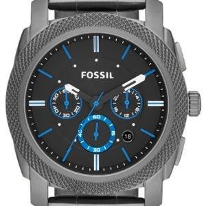 Fossil Casual Fs4931 Kello Musta / Teräs