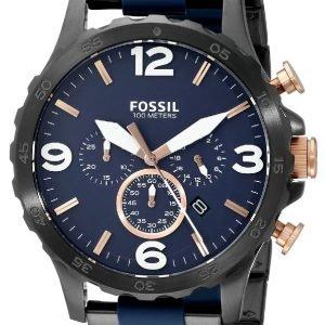 Fossil Casual Jr1494 Kello Sininen / Teräs