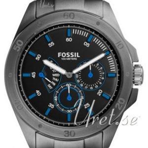 Fossil Ch3035 Kello Musta / Teräs