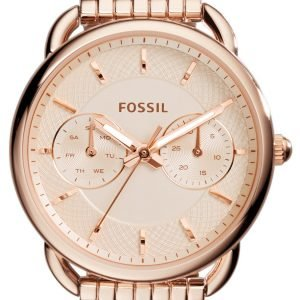 Fossil Dress Es3713 Kello Punakultaa / Punakultasävyinen