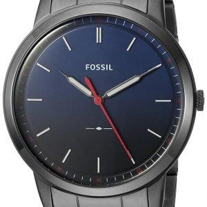 Fossil Dress Fs5377 Kello Sininen / Teräs