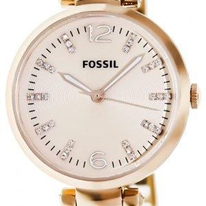 Fossil Es3367 Kello Kulta / Teräs