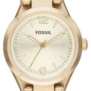 Fossil Es3426 Kello Kulta / Nahka