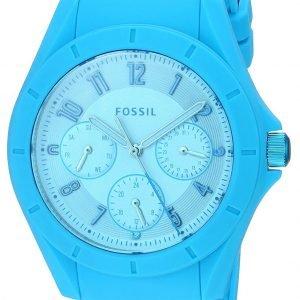 Fossil Es4189 Kello Sininen / Kumi