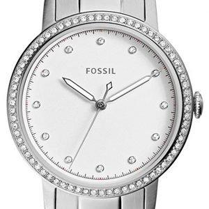 Fossil Es4287 Kello Valkoinen / Teräs