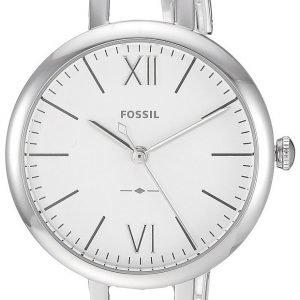 Fossil Es4390 Kello Valkoinen / Teräs