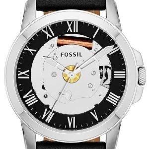 Fossil Fs4869 Kello Musta / Nahka
