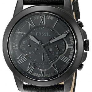 Fossil Fs5147 Kello Musta / Nahka