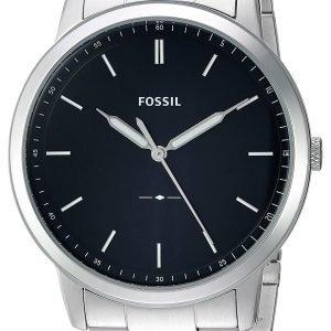 Fossil Fs5307 Kello Musta / Teräs